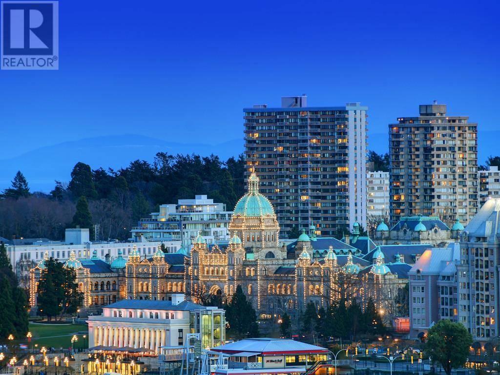 Condo for sale at 60 Saghalie Rd Unit 1206 Victoria British Columbia - MLS: 421163