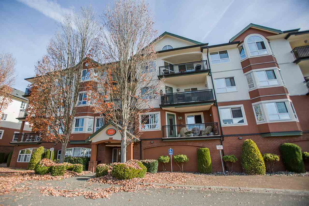 Sold: 1206 - 8485 Young Road, Chilliwack, BC