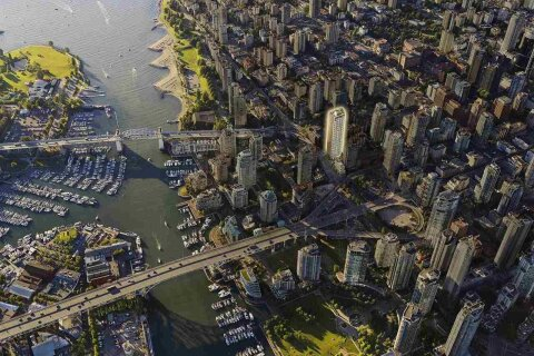 Condo for sale at 889 Pacific St Unit 1206 Vancouver British Columbia - MLS: R2511812