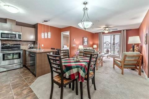 Condo for sale at 92 Crystal Shores Rd Unit 1206 Okotoks Alberta - MLS: C4244717