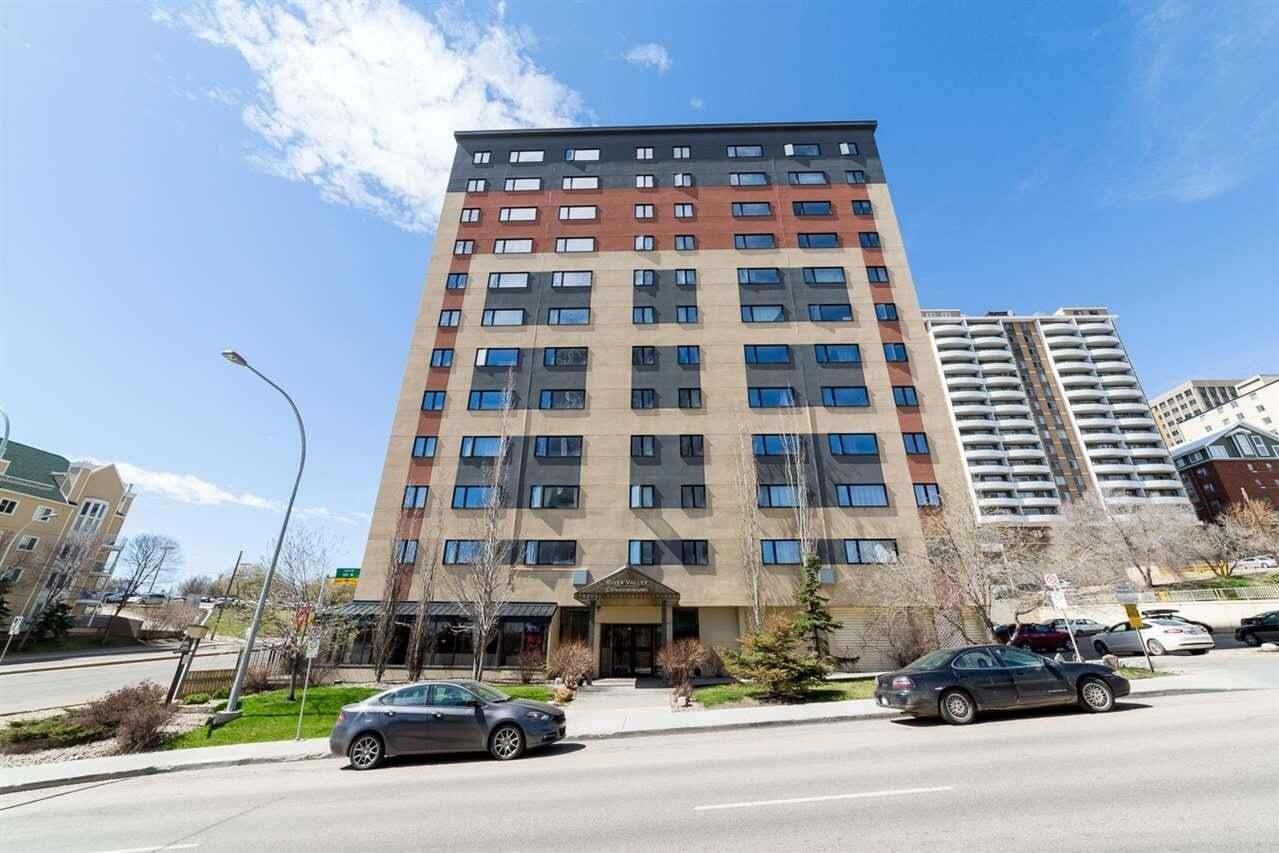 Condo for sale at 9710 105 St NW Unit 1206 Edmonton Alberta - MLS: E4215016