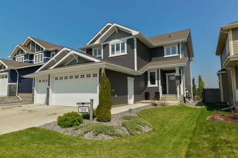 House for sale at 1206 Genesis Lake Blvd Stony Plain Alberta - MLS: E4156526