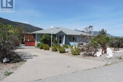 House for sale at 1206 Peachcliff Dr Okanagan Falls British Columbia - MLS: 178093