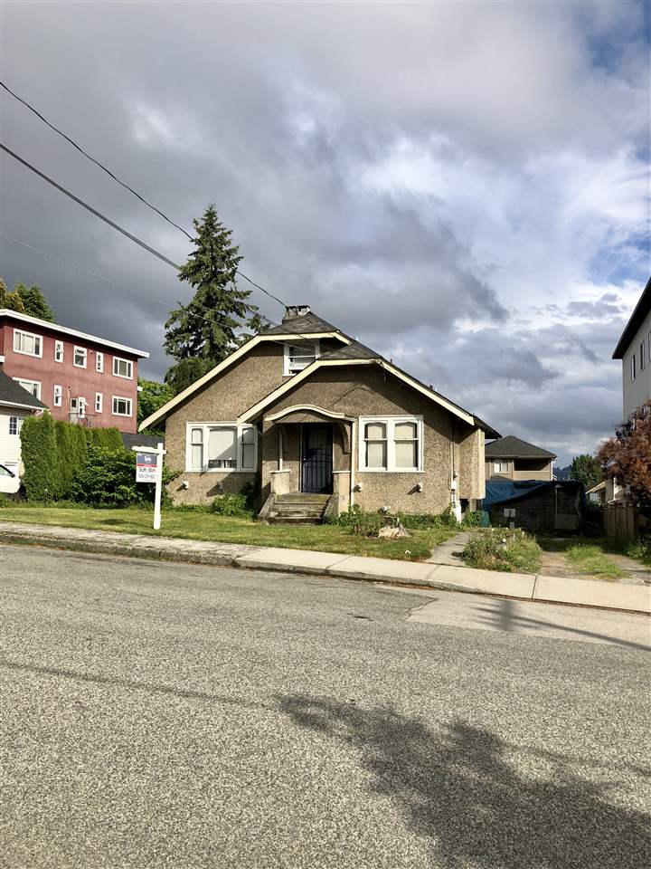 Sold: 1206 Seventh Avenue, New Westminster, BC