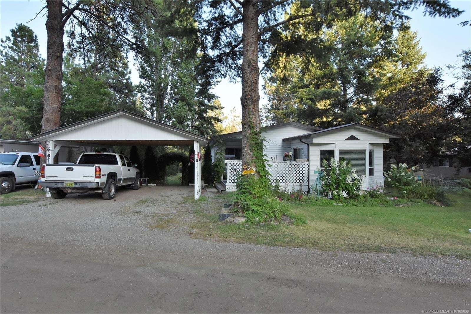 Home for sale at 12069 Westside Rd Vernon British Columbia - MLS: 10189809