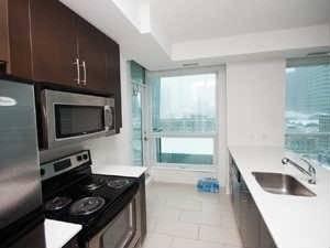 Apartment for rent at 1 Scott St Unit 1207 Toronto Ontario - MLS: C4752710