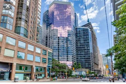Home for rent at 1001 Bay St Unit 1207 Toronto Ontario - MLS: C4422866