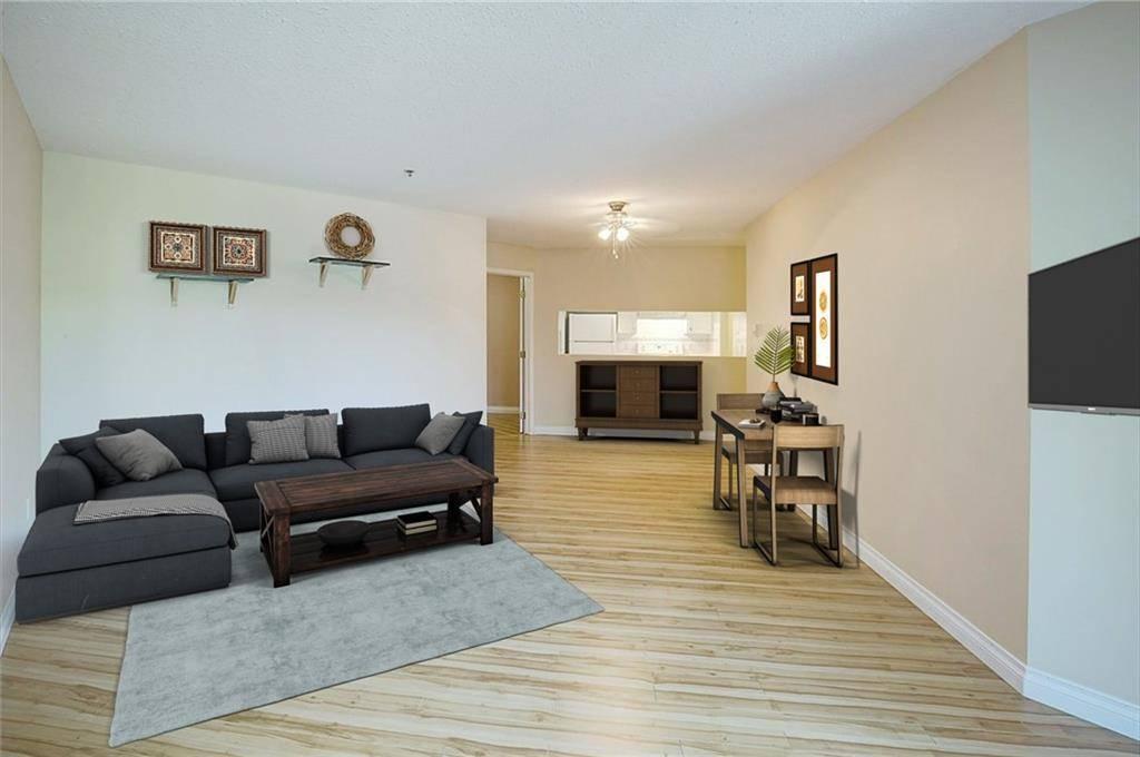 Condo for sale at 11 Chaparral Ridge Dr Se Unit 1207 Chaparral, Calgary Alberta - MLS: C4266545