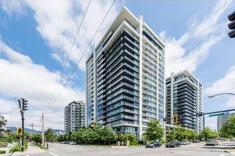 Condo for sale at 1320 Chesterfield Ave Unit 1207 North Vancouver British Columbia - MLS: R2351086