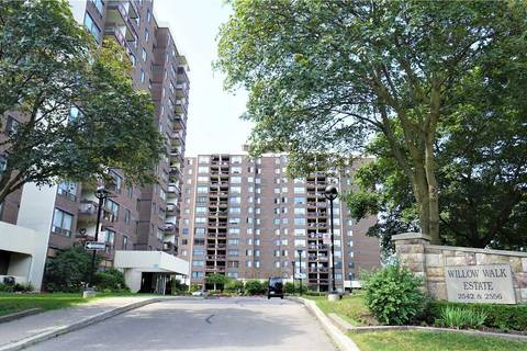 Condo for sale at 2556 Argyle Rd Unit 1207 Mississauga Ontario - MLS: W4535488