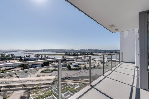 Condo for sale at 258 Nelson's Ct Unit 1207 New Westminster British Columbia - MLS: R2477463