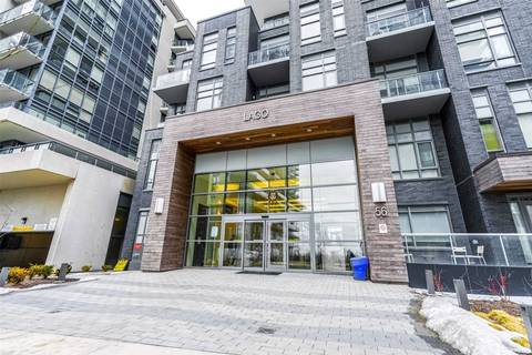 Condo for sale at 56 Annie Craig Dr Unit 1207 Toronto Ontario - MLS: W4733105