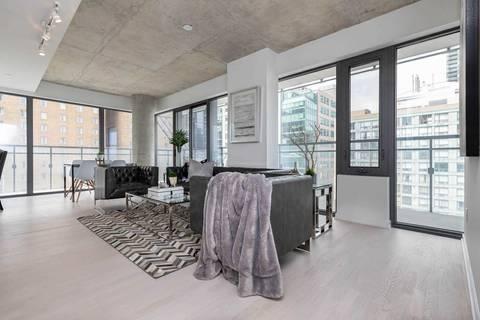 Apartment for rent at 60 Colborne St Unit 1207 Toronto Ontario - MLS: C4633904