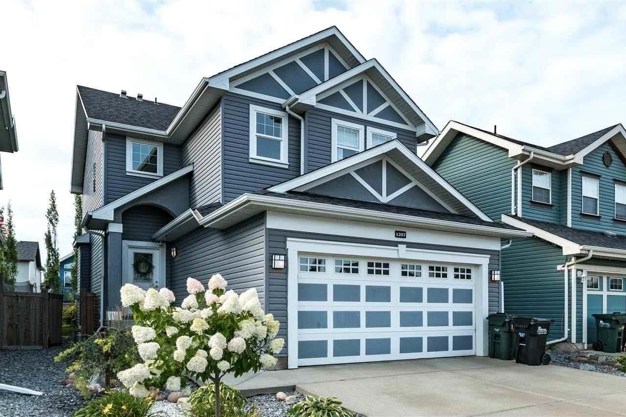 House for sale at 1207 Appleton Cl Sherwood Park Alberta - MLS: E4213312