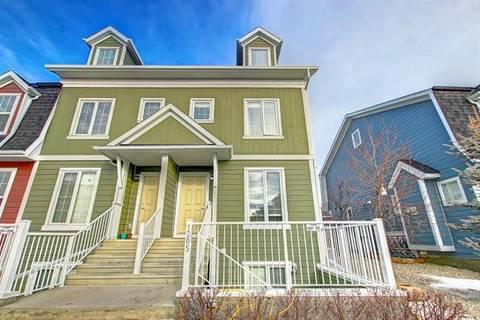 Townhouse for sale at 1207 Auburn Bay Circ Southeast Calgary Alberta - MLS: C4292123