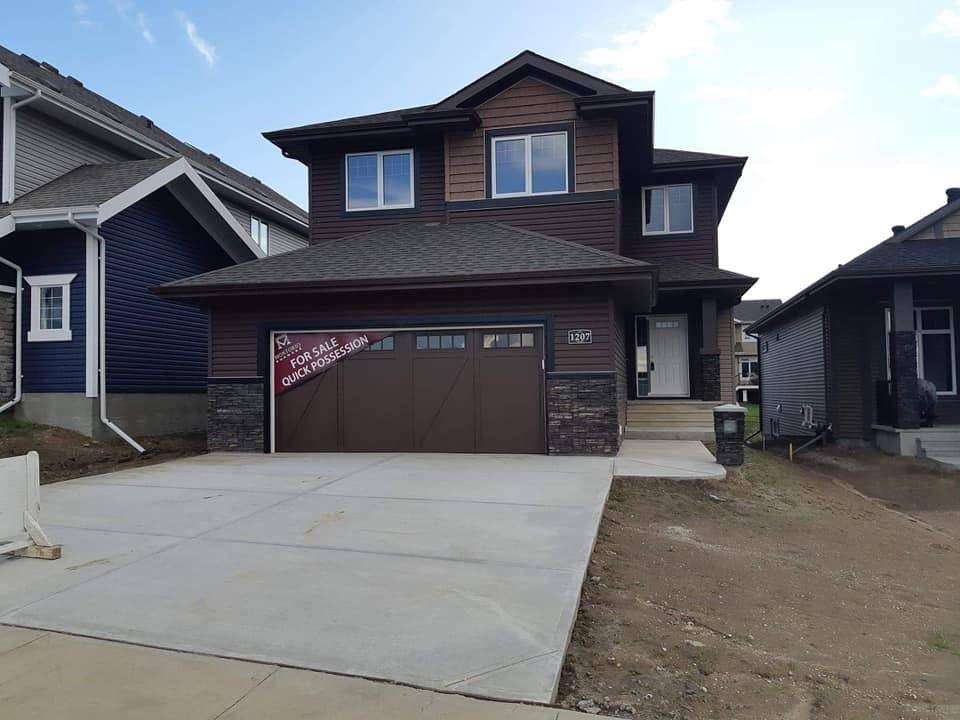 House for sale at 1207 Peregrine Te Nw Edmonton Alberta - MLS: E4173403