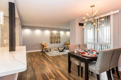 Condo for sale at 1300 Mississauga Valley Blvd Unit 1208 Mississauga Ontario - MLS: W4644549
