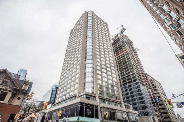 For Sale: 1208 - 155 Yorkville Avenue, Toronto, ON   0 Bed, 1 Bath Condo for $429,000. See 18 photos!
