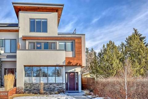 Townhouse for sale at 1208 26 St Southwest Calgary Alberta - MLS: C4284630