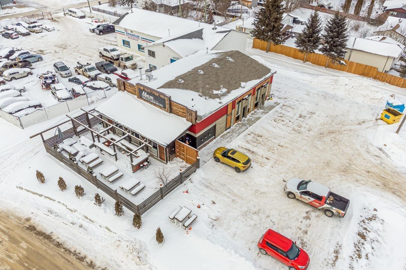 Commercial property for sale at 1208 8 Av Cold Lake Alberta - MLS: E4174197