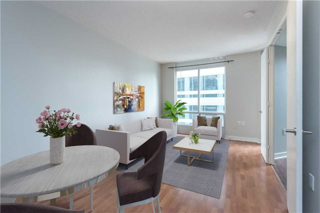For Sale: 1208 - 85 Bloor Street, Toronto, ON | 1 Bed, 1 Bath Condo for $499,900. See 11 photos!