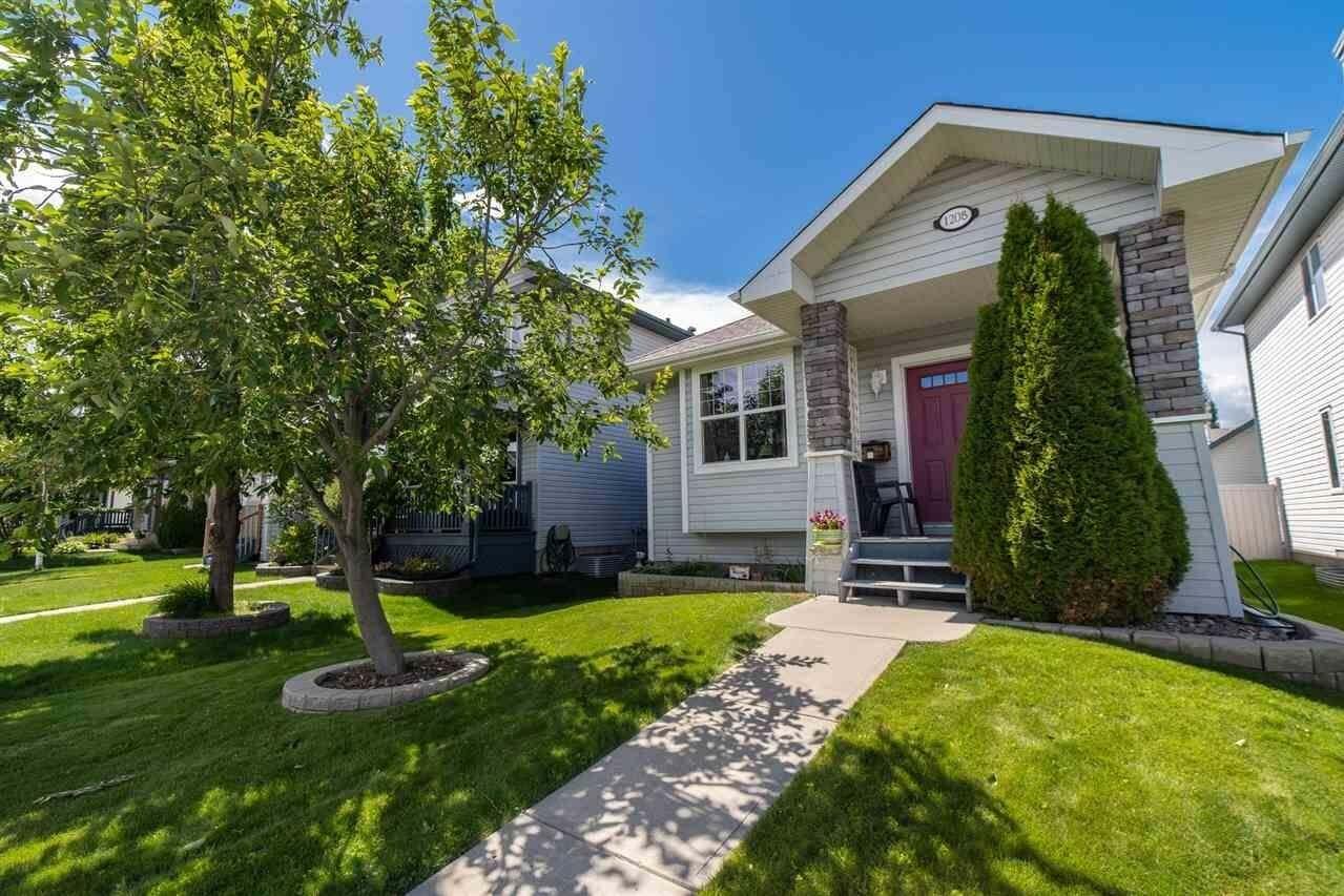 House for sale at 1208 Gillespie Cr NW Edmonton Alberta - MLS: E4206581