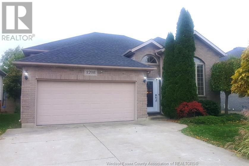 House for rent at 1208 Imperial  Windsor Ontario - MLS: 20014053