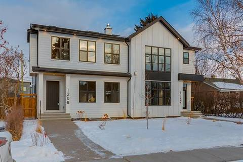 Townhouse for sale at 1208 Richland Rd Northeast Calgary Alberta - MLS: C4282706