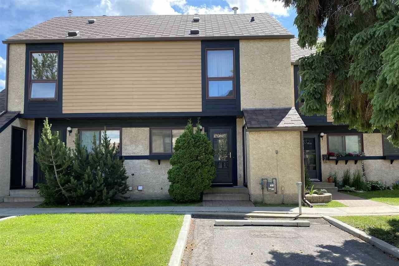 Townhouse for sale at 12084 25 Av NW Edmonton Alberta - MLS: E4204749