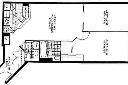 Apartment for rent at 1001 Bay St Unit 1209 Toronto Ontario - MLS: C4917385