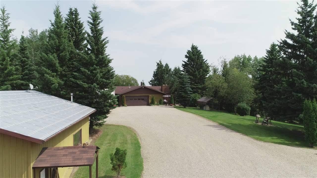 House for sale at 1209 16 Hy Rural Parkland County Alberta - MLS: E4167908