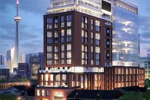 Apartment for rent at 501 Adelaide St Unit 1209 Toronto Ontario - MLS: C4613361