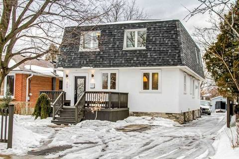 House for sale at 1209 Pharmacy Ave Toronto Ontario - MLS: E4696938