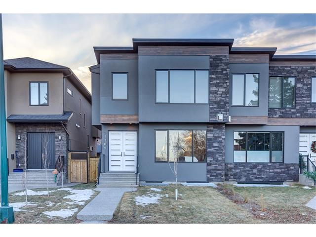 For Sale: 1209 Renfrew Drive Northeast, Calgary, AB | 5 Bed, 4 Bath Townhouse for $789,900. See 51 photos!