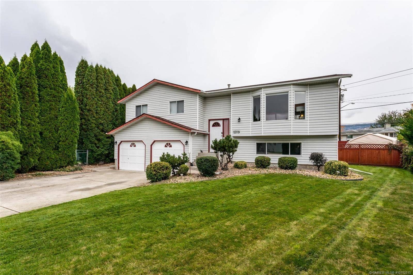 House for sale at 1209 Sanborn Ct Kelowna British Columbia - MLS: 10192315