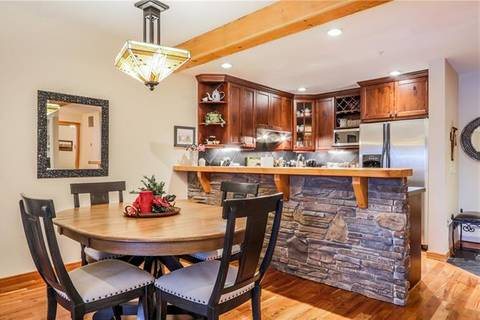 Condo for sale at 104 Armstrong Pl Unit 121 Canmore Alberta - MLS: C4281140