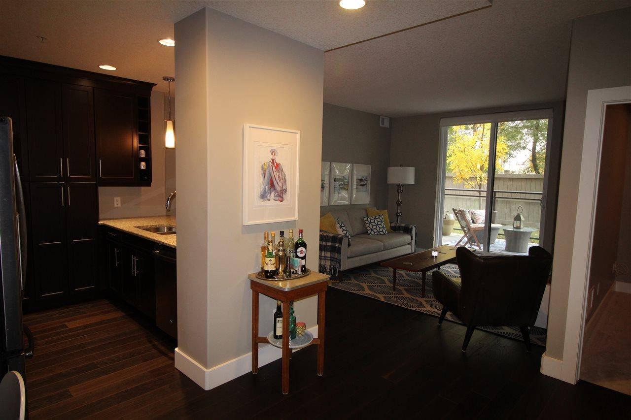 Condo for sale at 11080 Ellerslie Rd Sw Unit 121 Edmonton Alberta - MLS: E4175658