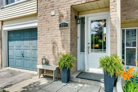 Condo for sale at 1133 Ritson Rd Unit 121 Oshawa Ontario - MLS: E4521235
