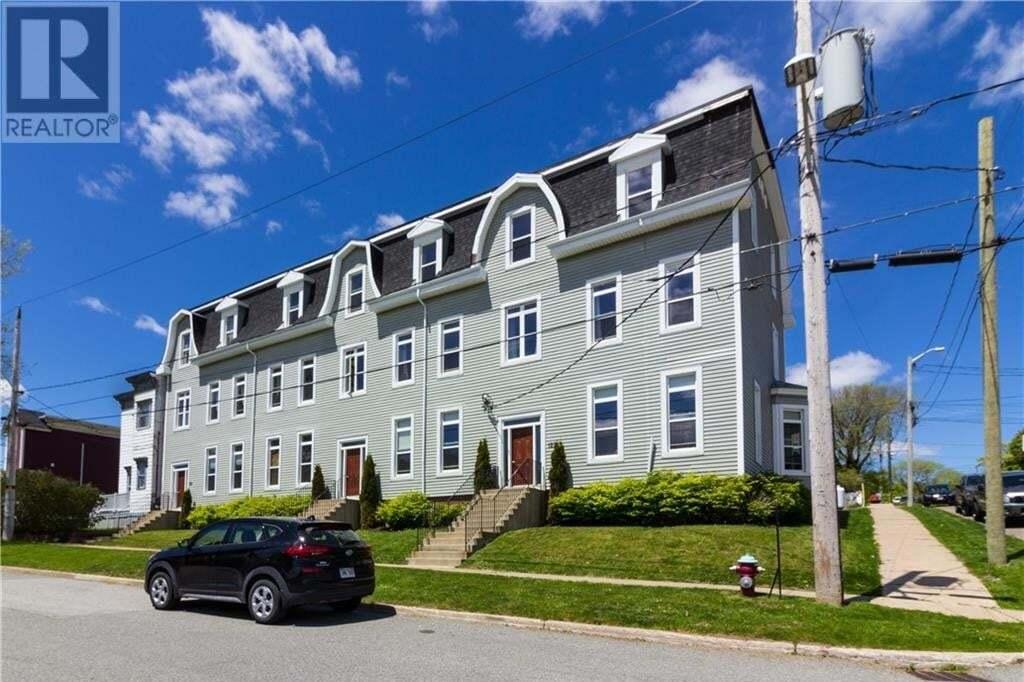 Townhouse for sale at 127 Wright St Unit 121 Saint John New Brunswick - MLS: NB044128
