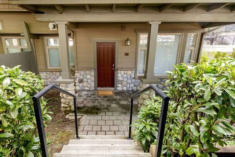 Condo for sale at 18 Jack Mahony Pl Unit 121 New Westminster British Columbia - MLS: R2453189