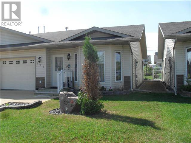 Townhouse for sale at 121 1st Avenue Court Southwest Manning Alberta - MLS: GP126309