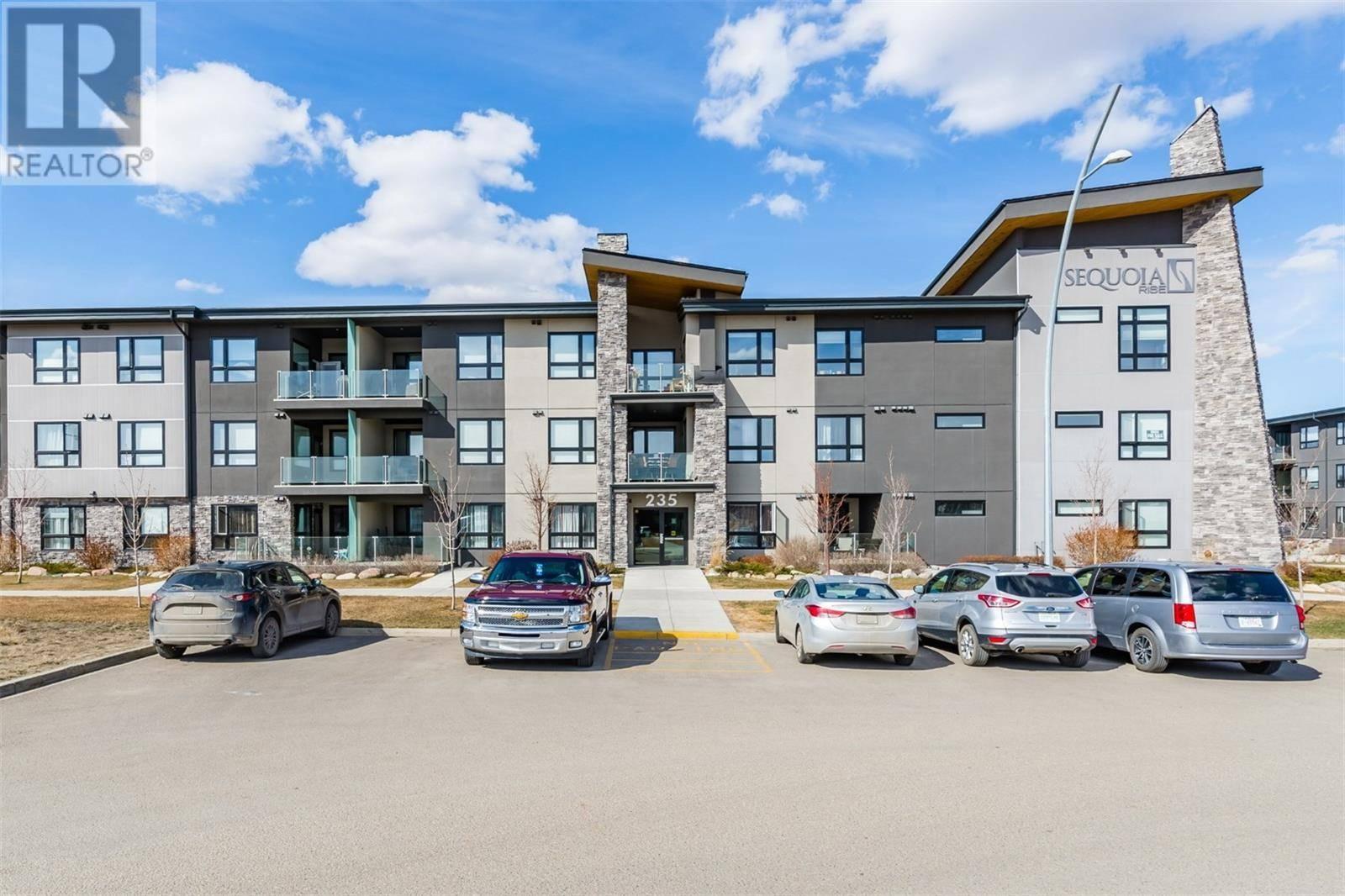 Condo for sale at 235 Evergreen Sq Unit 121 Saskatoon Saskatchewan - MLS: SK788990