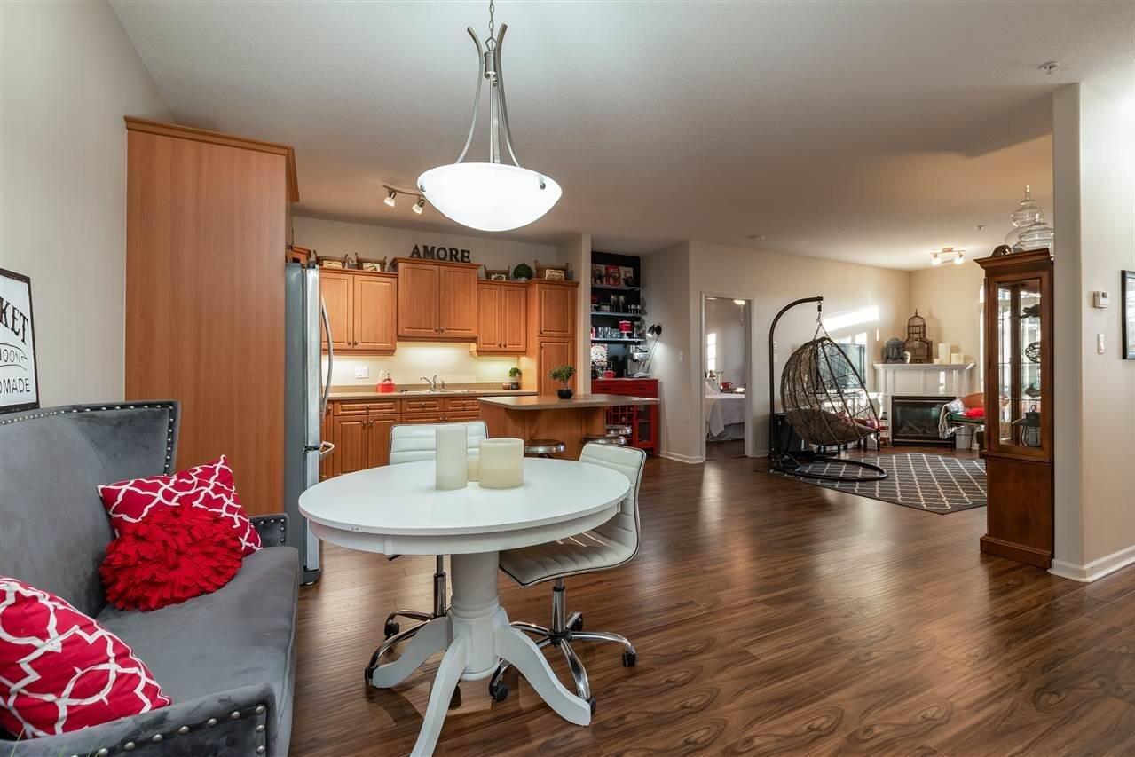 Condo for sale at 2503 Hanna Cr NW Unit 121 Edmonton Alberta - MLS: E4224753