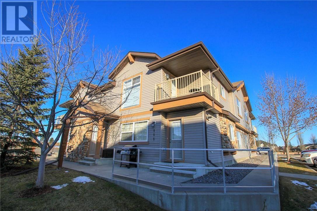 Townhouse for sale at 31 Jamieson Ave Unit 121 Red Deer Alberta - MLS: ca0180780