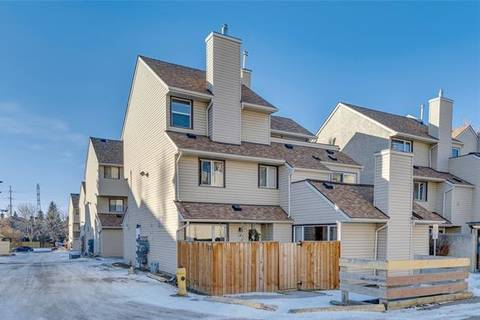 Townhouse for sale at 35 Glamis Green Southwest Unit 121 Calgary Alberta - MLS: C4280817