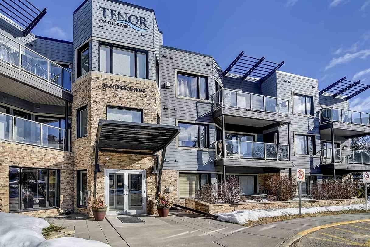 Condo for sale at 35 Sturgeon Rd Unit 121 St. Albert Alberta - MLS: E4187039