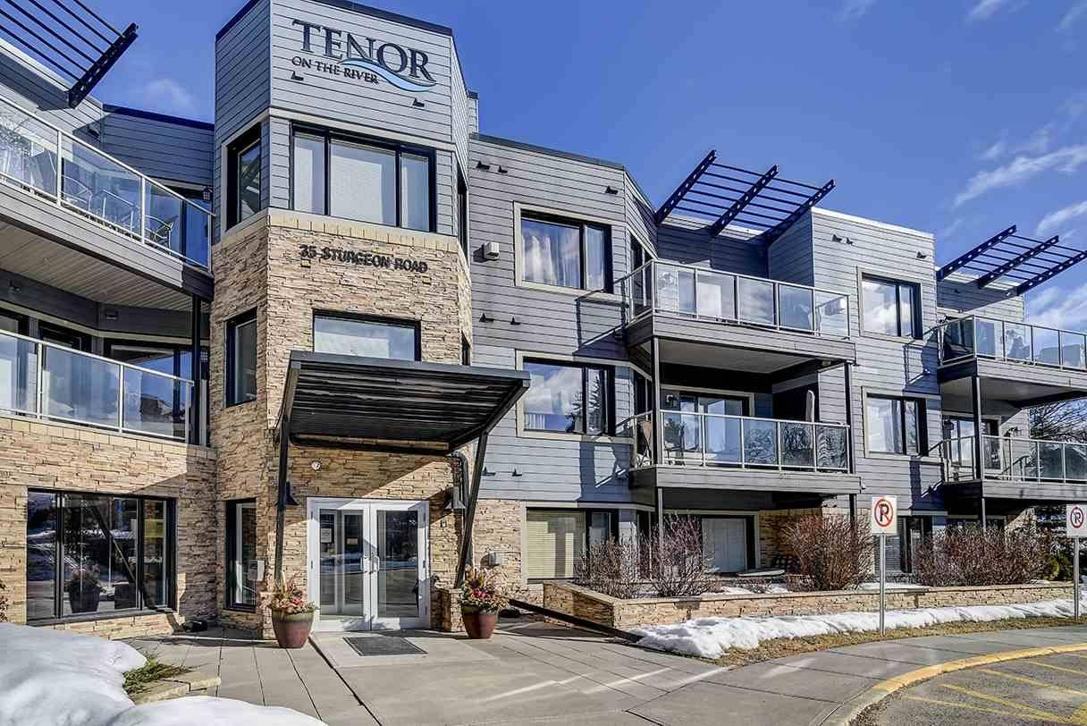 Condo for sale at 35 Sturgeon Rd Unit 121 St. Albert Alberta - MLS: E4187039