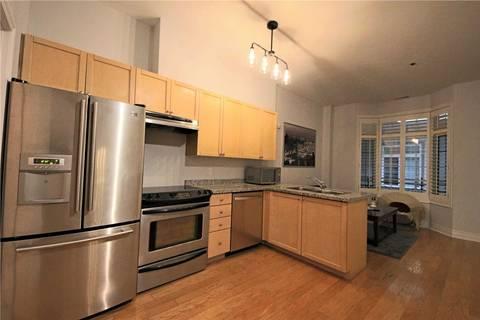 Apartment for rent at 71 Mccaul St Unit 121 Toronto Ontario - MLS: C4666598