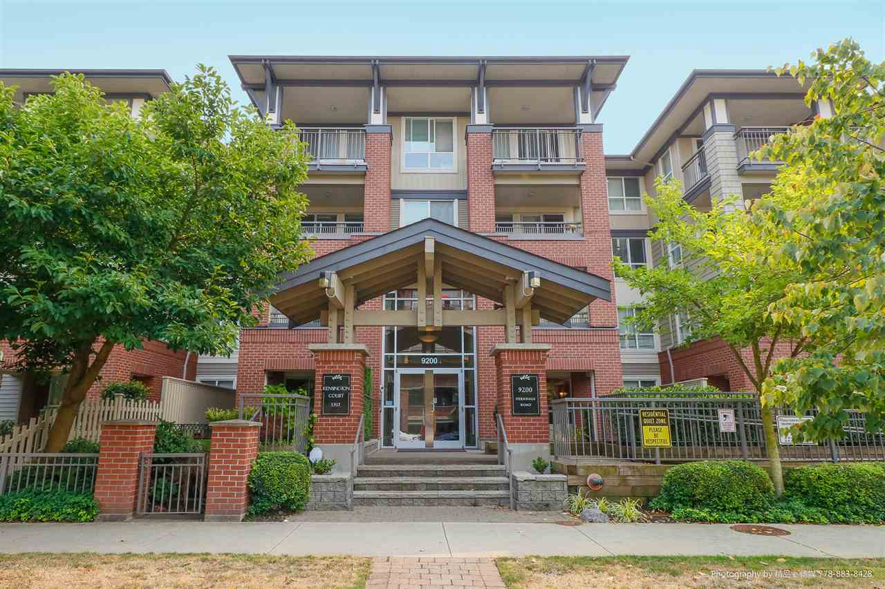 Sold: 121 - 9200 Ferndale Road, Richmond, BC