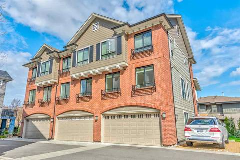 Townhouse for sale at 9671 Alberta Rd Unit 121 Richmond British Columbia - MLS: R2355677